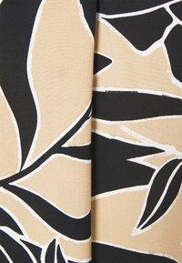 comma - Print T-shirt - beige - 2