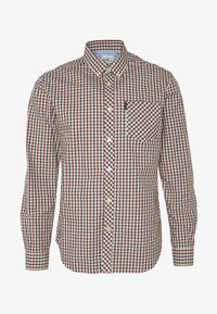 Ben Sherman - SIGNATURE HOUSE CHECK - Overhemd - red - 6