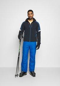 Icepeak - FREEBURG - Ski jacket - dark blue - 1