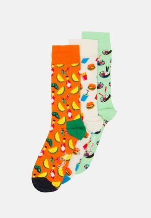 FOOD LOVER SOCKS GIFT SET 3 PACK - Socks - multi