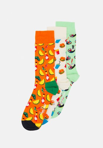 FOOD LOVER SOCKS GIFT SET 3 PACK