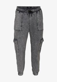 Zizzi - Jeans Tapered Fit - black - 0