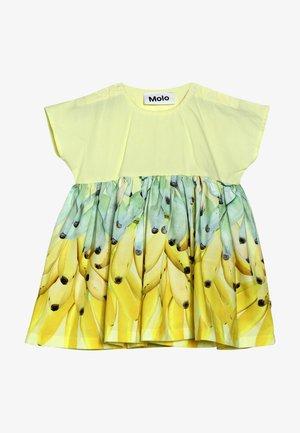 CHANNI - Day dress - yellow