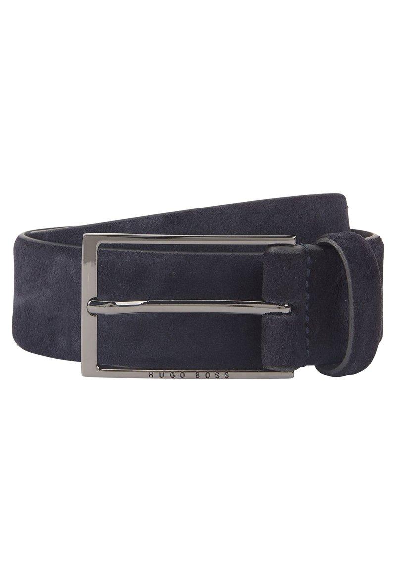 BOSS - CALINDO_SZ35_SD - Belt - dark blue