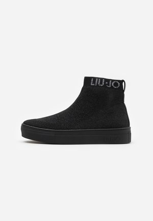 ALICIA  - Sneakers high - black