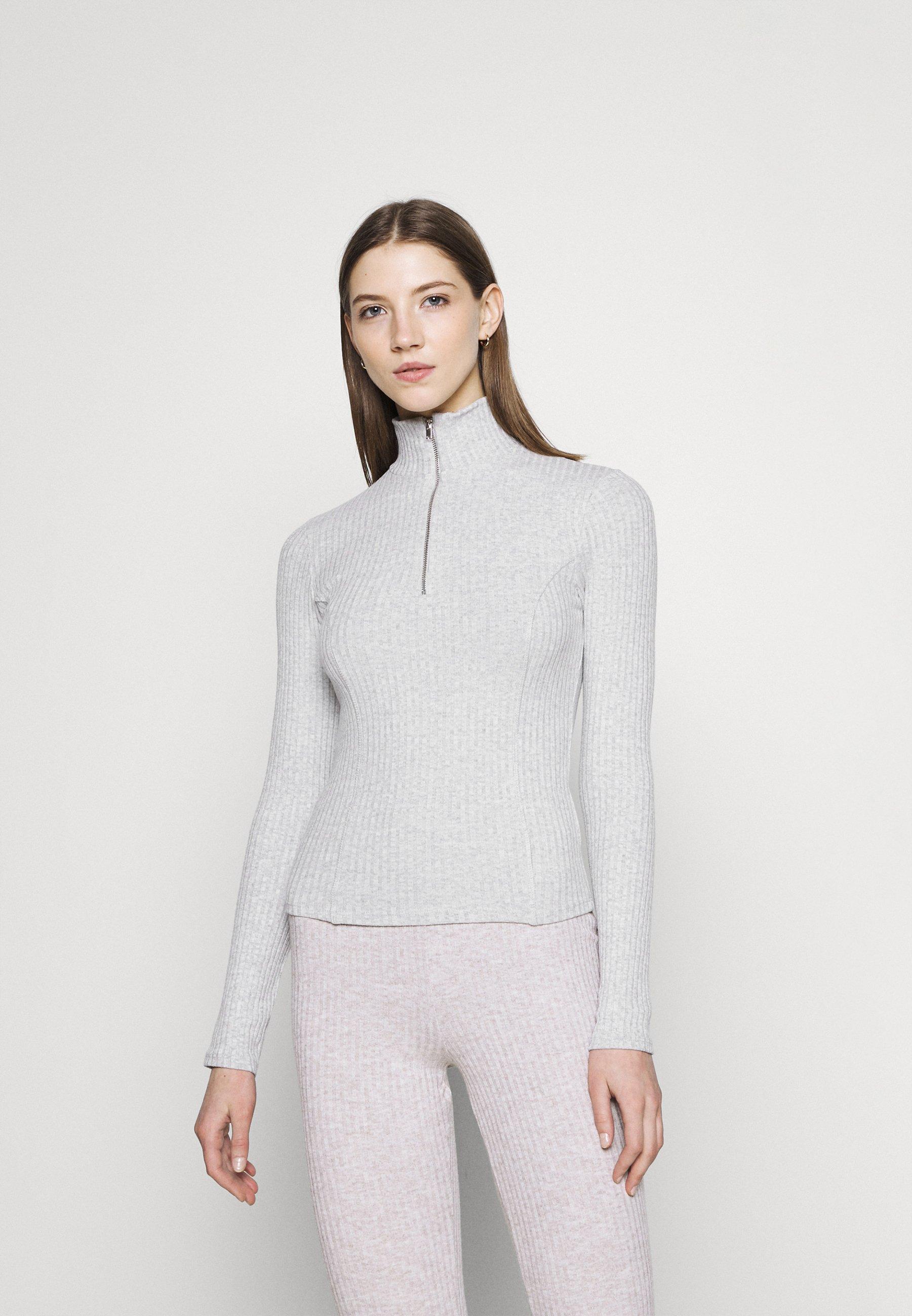 Femme BEATA ZIP - Pullover