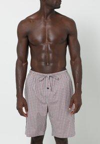 Jockey - Pantaloni del pigiama - red/white - 0