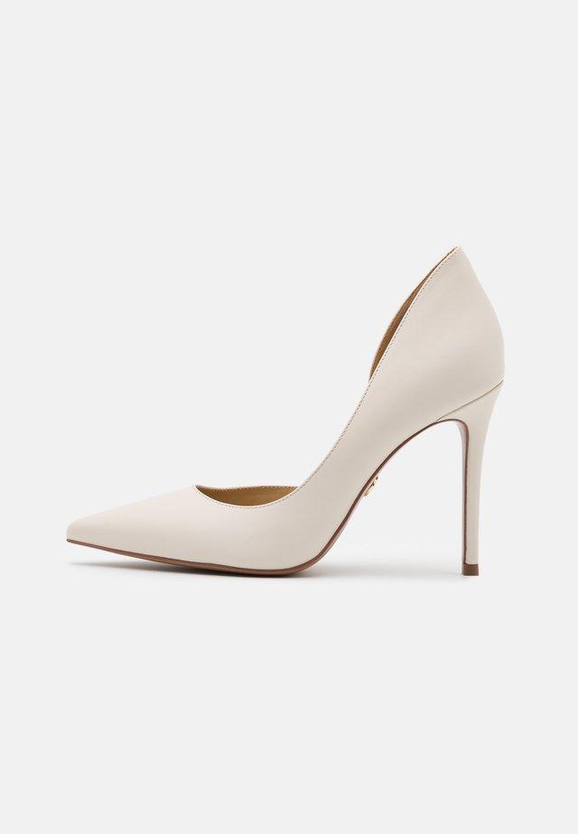 KEKE DORSAY - High Heel Pumps - light cream