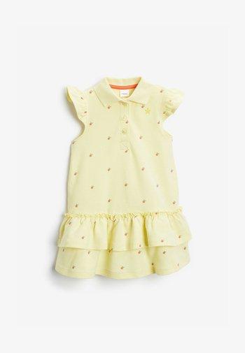 POLO - Day dress - yellow