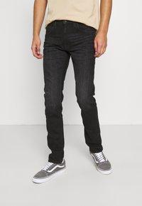 Lee - LUKE - Jeans slim fit - worn magnet - 0