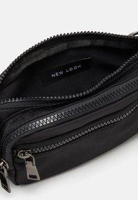 New Look - RORY BUMBAG - Bum bag - black - 2