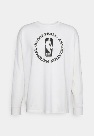NBA MOVE TO LONG SLEEVE - Langærmede T-shirts - pure