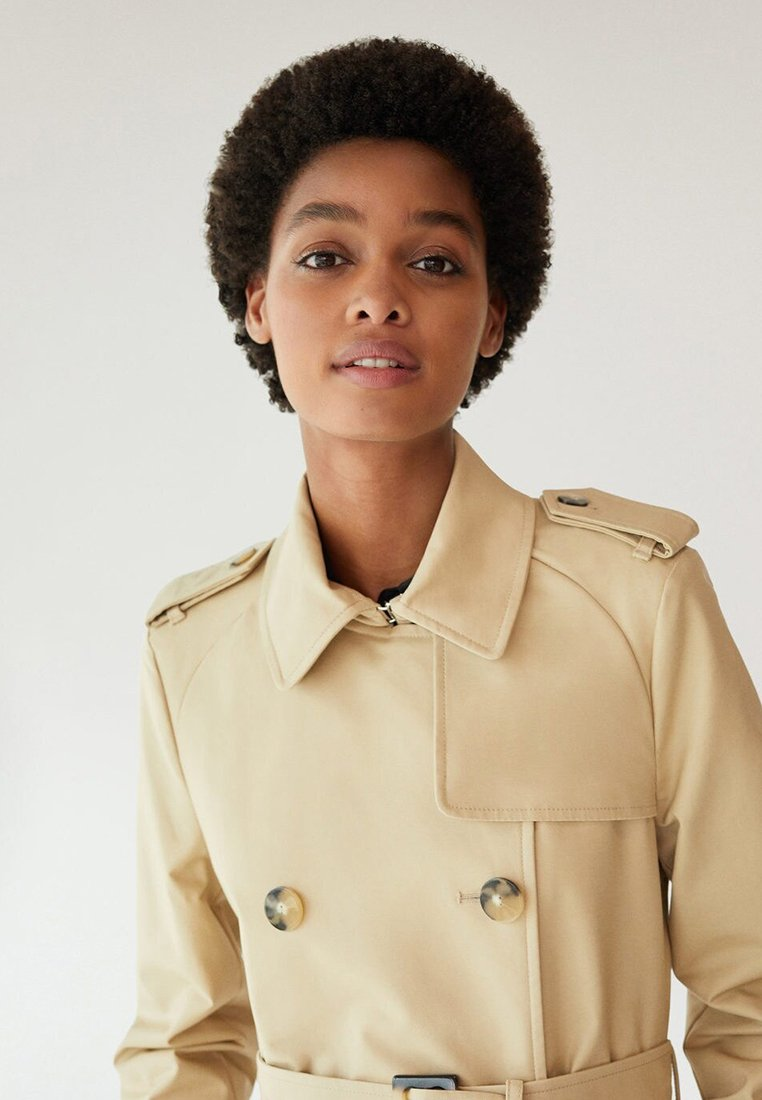 Mango Trenchcoat - beige AS24sg