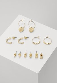 LIARS & LOVERS - MIXED 6 PACK - Earrings - gold-coloured - 0