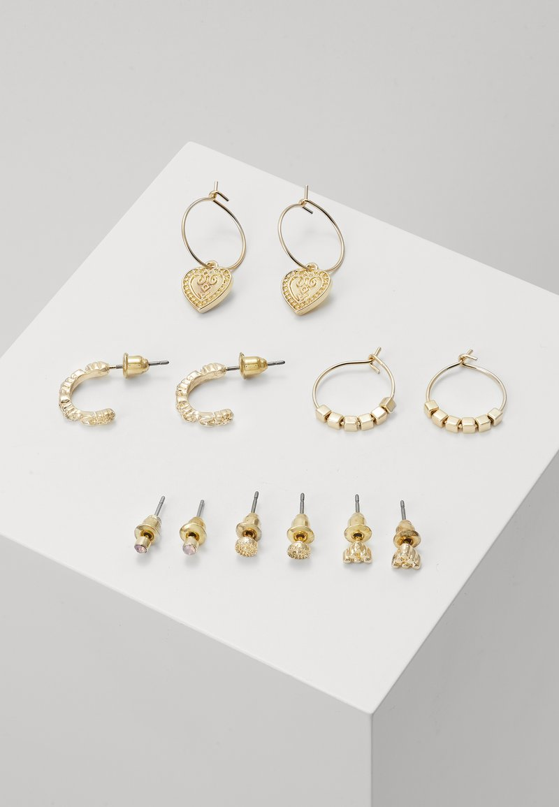 LIARS & LOVERS - MIXED 6 PACK - Earrings - gold-coloured