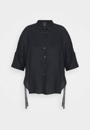 FULVO - Button-down blouse - marine blue