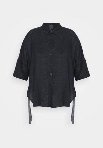 FULVO - Button-down blouse - marine blue