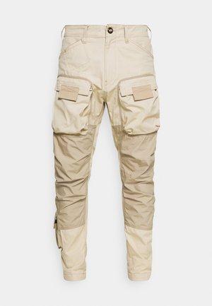 Cargo trousers - westpoint khaki