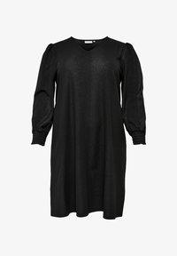 ONLY Carmakoma - CURVY - Day dress - black - 0