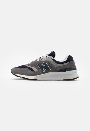 997 H UNISEX - Baskets basses - grey