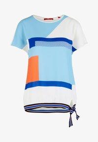 s.Oliver - Print T-shirt - off-white - 5
