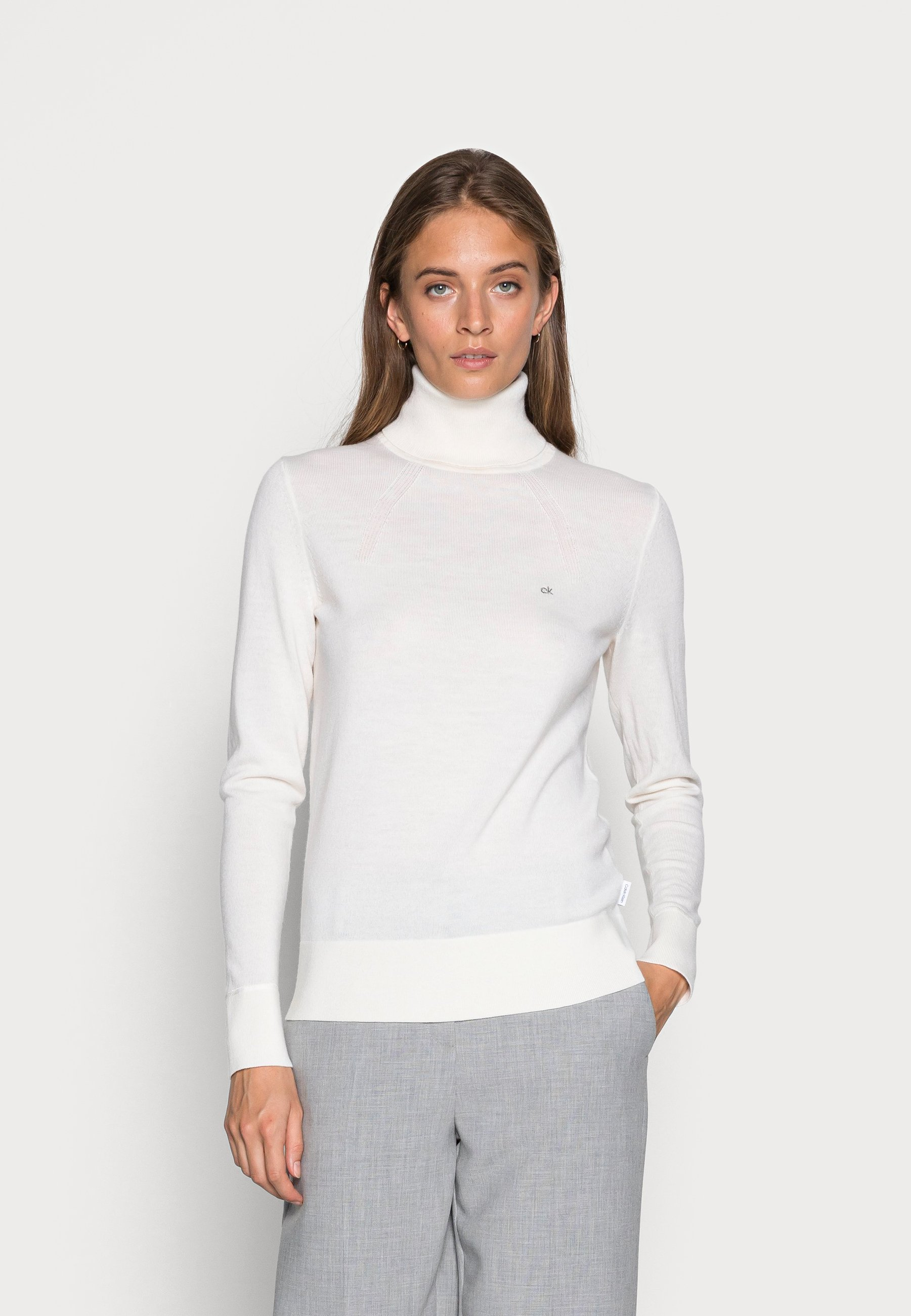 Damen ROLL NECK - Strickpullover