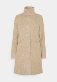 comma - Classic coat - brown mel - 3