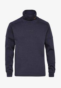 G-Star - COVER - Sweatshirt - mazarine blue - 4