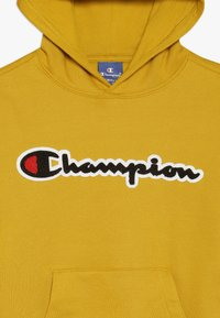 Champion - ROCHESTER LOGO HOODED - Hoodie - mustard yellow - 2