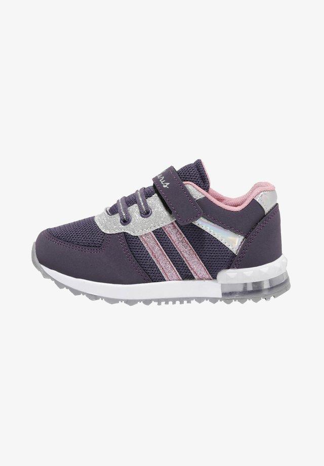 HOOK AND LOOP - Sneakers laag - purple