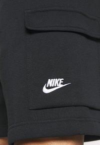 Nike Sportswear - CLUB CARGO - Träningsbyxor - black - 3