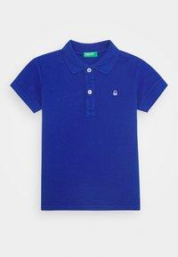 Benetton - Poloshirt - blue - 0