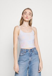 Hollister Co. - BARE GRAPHIC BABY - Top - wash - 0