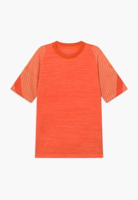Nike Performance - Print T-shirt - melon tint/total orange - 0