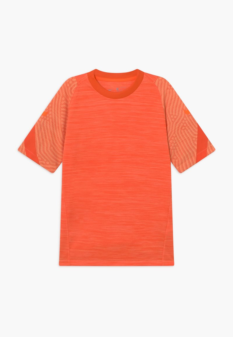 Nike Performance - Print T-shirt - melon tint/total orange