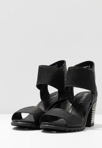 Sorel - NADIA - Sandals - black - 4
