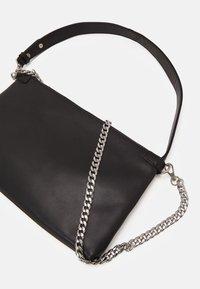 Becksöndergaard - WAXY LURKA BAG - Handbag - black - 3