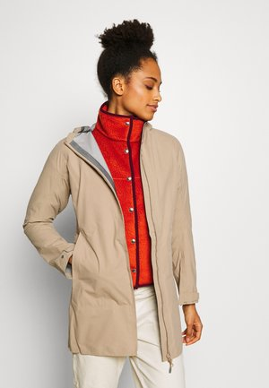 ZINAL WOMEN - Parka - safari