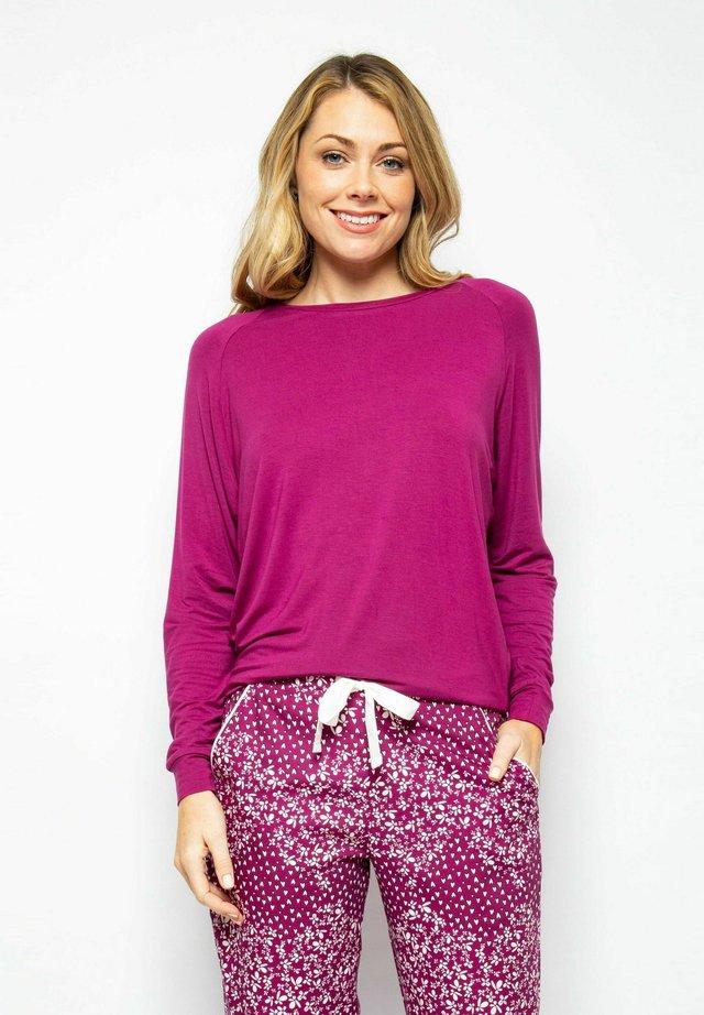 Maglia del pigiama - magenta