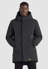 khujo - Winter coat - schwarz - 0