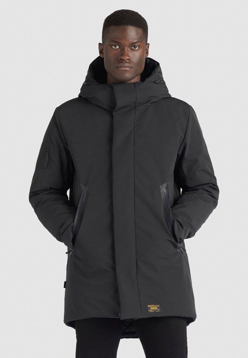 khujo - Winter coat - schwarz