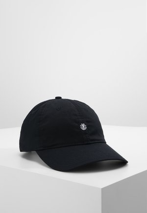FLUKY DAD  - Caps - all black