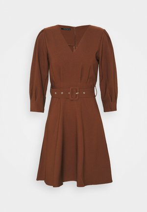 SIYAH - Day dress - brown