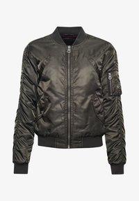 Superdry - FLIGHT  - Light jacket - dark moss - 3