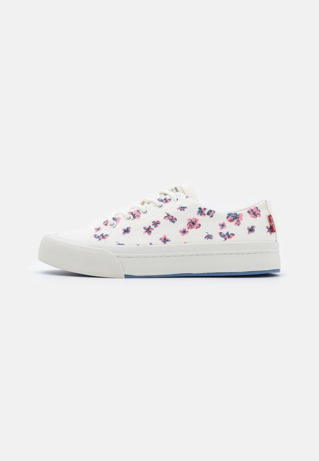 SUMMIT - Sneakersy niskie - regular white