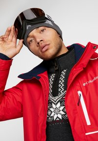 Flaxta - PRIME UNISEX - Ski goggles - white - 1
