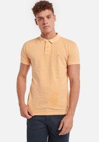Shiwi - BART - Polo shirt - miami peach - 0