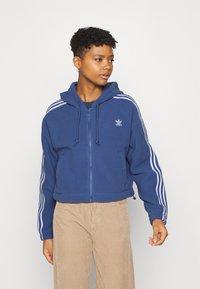 adidas Originals - Veste polaire - crew blue - 3