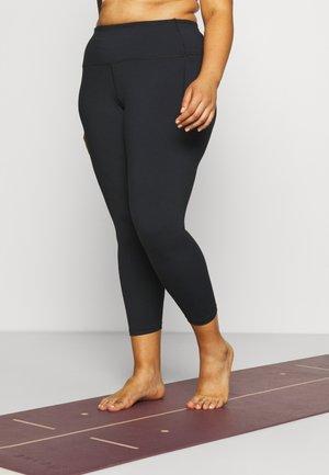 MERIDIAN ANKLE LEG - Tights - black