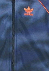 adidas Originals - SET UNISEX - Tepláková souprava - blue - 3